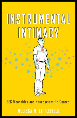 The book jacket cover for Instrumental Intimiacy
