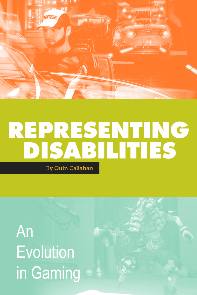 Representing Disabilities: An Evolution in Gaming | Unwinnable