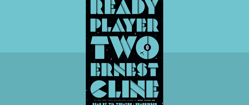 The cover for Ready Player Two by Ernest Cline