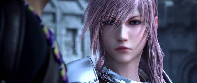 Lightning from Final Fantasy 13.