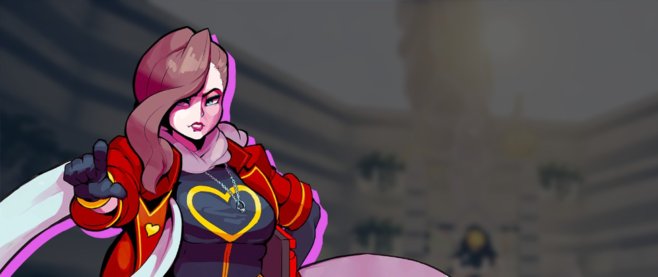 An image of Lady Love Dies from the game Paradise Killer