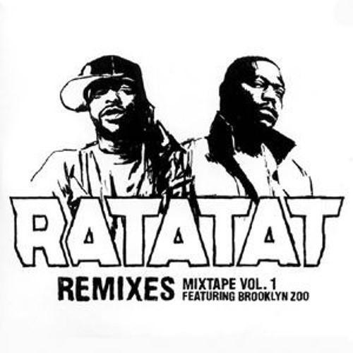 Album Cover Art for Ratatat Remixes Vol. 1 by Ratatat