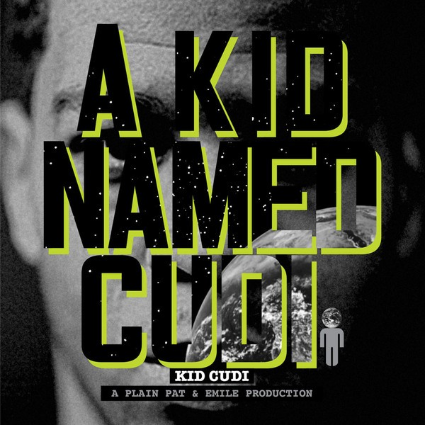 Album cover art for A Kid Named Cudi by Kid Cudi