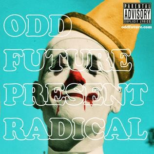Album Cover Art for Radical by Odd Future