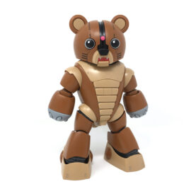 A Beargguy from Mobile Suit Gundam.